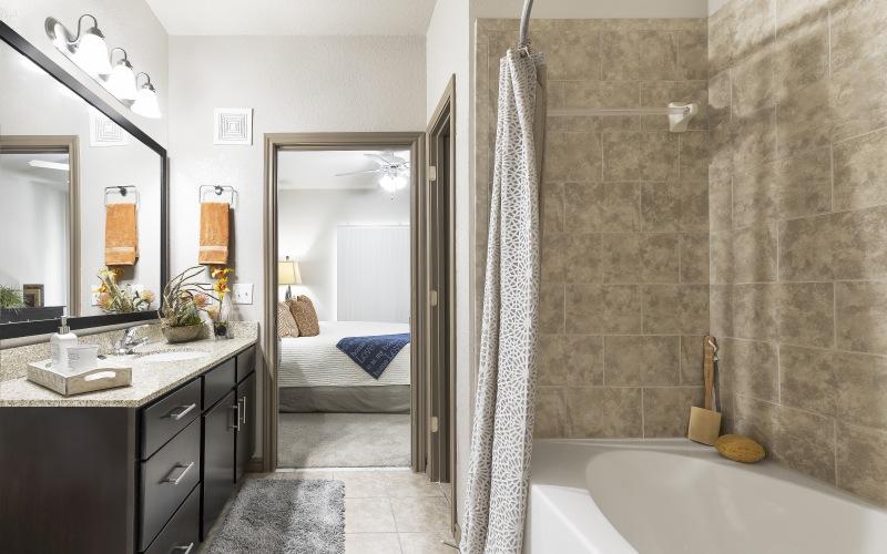 The Monterra Bathroom